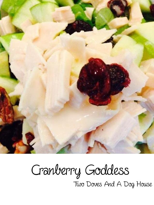 Cranberry Goddess